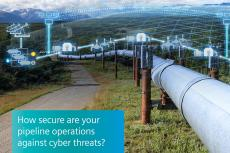 Key cyber-security controls for reliable pipeline operation